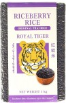 Ryż Riceberry Fioletowy 1kg ROYAL TIGER