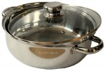 Gorący Chiński Garnek Hot Pot 26cm HAPPY COOK BRAND