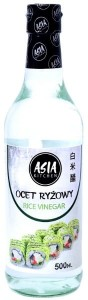 Ocet Ryżowy Do Sushi 500ml ASIA KITCHEN