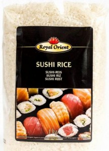 Ryż Do Sushi 1kg ROYAL ORIENT