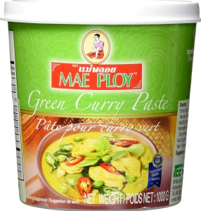 Zielona Pasta Green Curry 1kg MAE PLOY