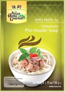 Pasta Do Wietnamskiej Zupy Pho 50g ASIAN HOME GOURMET