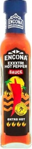 Sos West Indian Extra Hot 142ml ENCONA