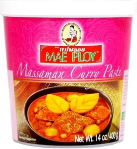 Pasta Curry Massaman 400g MAE PLOY