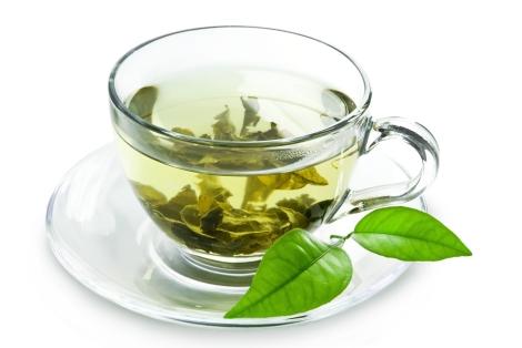 Parzenie Zielonej Herbaty