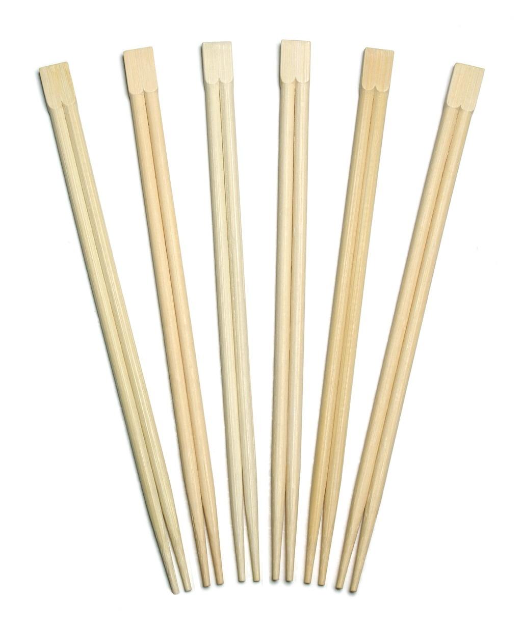Pałeczki Bambusowe Jednorazowe