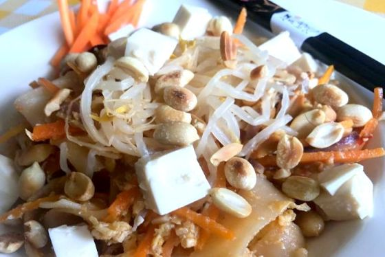 Makaron Pad Thai