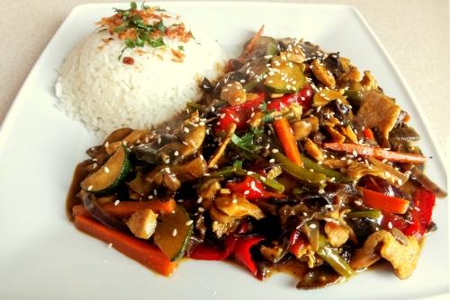 Zielone Curry Z Kurczakiem Chinskie Przepisy Orientalny Serwis